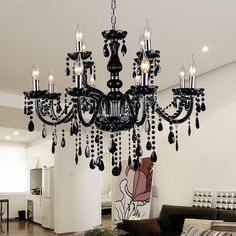 Marvelous candle chandelier rustic