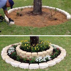 Шикарная идея для сада. а вам нравится? | сад