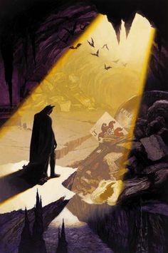 Batman: Shadow of the Bat #79 by Glen Orbik and Laurel Blechman