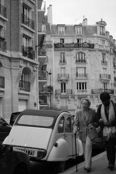 Citroën 2CV, Paris, France