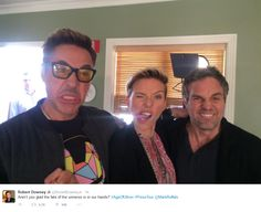 Saving the planet one derp at a time... (tweeted by RDJ on 4/10/15). Age of…