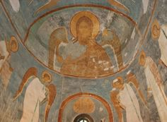 Dionisius, John the Baptist, Angel of Wilderness, The Virgin Nativity Cathedral, Ferapontov Monastery