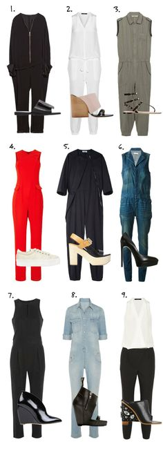 9 great Jumpsuit options for spring and how to style them