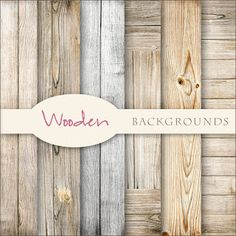 Scrap. Free Wooden Backgrounds