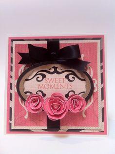 Art Philosophy CTMH Cartridge - Sweet Moments Card