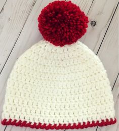 Sublime Crochet for Absolute Beginners Ideas. Capital Crochet for Absolute Beginners Ideas. Childrens Crochet Hats, Crochet Hats For Boys, Crochet Baby Hats, Crochet House, Crochet Children, Crochet Headbands, Crocheted Hats, Easy Crochet Hat, Crochet Beanie Pattern