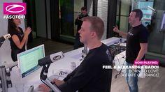 FEEL & Alexandra Badoi - Born To Love @ASOT 841 Armin Van Buuren, Leiden, Dj, Love, Feelings, Youtube, Trance Music, Musica, Amor