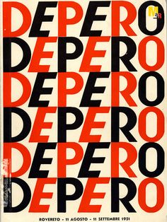 --Fortunato Depero infused everyday objects with all the speed orientated obsessions held by the futurists.