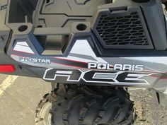 New 2016 Polaris ACE 900 SP Stealth Black ATVs For Sale in Oklahoma.