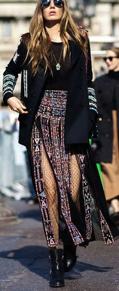 Shot By Gio Total Valentino Fall Streetstyle Inspo