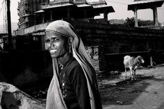 Le village d'Abhaneri | Serge Bouvet, photographe reporter