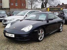 2002 996 Carrera 4