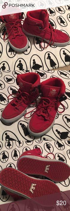 Supra shoes Supra shoe kids size 5 Supra Shoes Sneakers