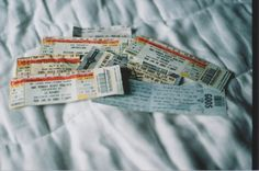 https://flic.kr/p/8FBmT5 | Where i've been. | I know this photo is floating around Tumblr. Are any of you reading the tickets? Or just reblogging it because I've been places? I mean really? WWE Monday Night Raw/ECW, Grand Ole Opry to see Darius Rucker (Hootie & the Blow Fish), WWE Unforgiven PPV, Aly & AJ concert at the State Fair, A high school football game at a professional football stadium, a concert from 2005 at the House of Blues featuring Gatsby's American Dream, Lovedrug, Arm...