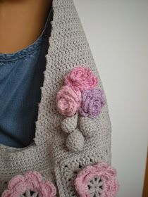 EmmHouse: Soft flower purse
