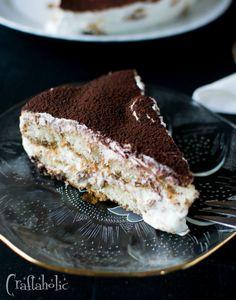 Greek Desserts, Greek Recipes, Frozen Yogurt, Sorbet, Tiramisu, Cooking Recipes, Ice Cream, Sweets, Cake
