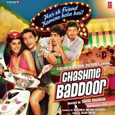 WORLD OF ENTERTAINMENT: Chashme Baddoor (2013) DVD Scr - Watch Online / Download