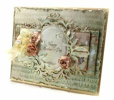 Mother's Day card by Linda Duke (Linda's Works of Heart)
