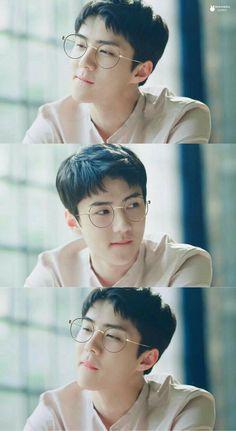 Read Sehun from the story Walpaper member EXO by fasaferariska (Jessica Jung) with reads. Chanbaek, Exo Ot12, Kpop Exo, Kyungsoo, K Pop, Sung Joon, Sehun Cute, Exo Lockscreen, Xiuchen