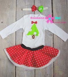Costumas Craciun Baby by Anamaria Ami Tutu, Skirts, Baby, Dresses, Atelier, Vestidos, Newborns, Dress, Babys