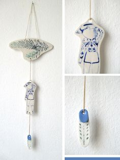 hanging: Iris sonia pulido