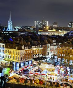 Lille Christmas mark