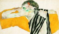 RESULTADOS d bis IMAGENS Pesquisa de fazer Google parágrafo http://www.galleryintell.com/wp-content/uploads/2012/10/Schiele-girl-with-striped-smok-580x333.jpg