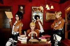 Snk Cosplay, View Photos, Attack On Titan, Disney Characters, Fictional Characters, Disney Princess, Fantasy Characters, Disney Princesses, Disney Princes