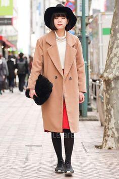 street fashion @shibuya, tokyo, japan