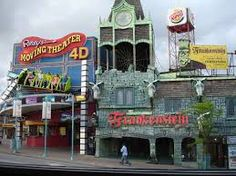 Some of the great attractions you'll find on the strip in Niagara Falls