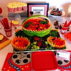 A Movie Themed Bridal Shower
