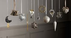 Luxe Deco Christmas Decorations