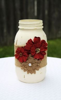 50 Cute DIY Mason Jar Crafts - DIY Projects for Anyone - Crafts and DIY Ideas