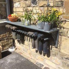 The 25+ Best Outdoor Shoe Storage Ideas On Pinterest | Shoe Rack Outdoor, Shoe Rack Near Front Door And Shoe Storage Garden