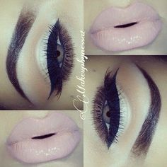 I don't know about everyday look but it's beautiful ... And those brows <3