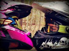 #dirtbike #helmet #love #cute #couple #younglove #summerlove #motocross #trailrace
