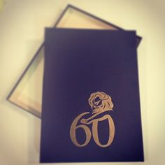 #CannesLions special 60th anniversary boxes