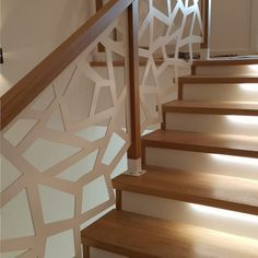Stair Railing Design, Room Wall Painting, Interior And Exterior, Interior Design, Home Ceiling, Stair Storage, Stairways, New Homes, House Design