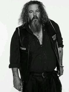 "Bobby ""Elvis"" Munson.. Maybe not want him, but he is such a great character in Sons of anarchy !"