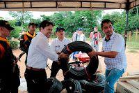 Noticias de Cúcuta: La Gestora Social y el Gobernador llegaron cargado...
