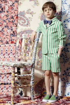 Beautiful print and pattern kids fashion story from Emma Tunbridge for summer 2013 - Smudgetikka Little Boy Fashion, Kids Fashion Boy, Cute Outfits For Kids, Cute Kids, Kids Shots, Fashion Story, Beautiful Children, Kids Wear, Children Photography