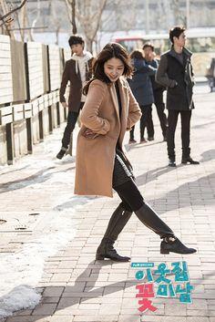 Queen of RomCom ♥ Park Shin Hye ♥ Flower Boy Next Door ♥ You're Beautiful! ♥ Heartstrings ♥ Don't Worry I'm a Ghost Flower Boy Next Door, Flower Boys, Korean Actresses, Korean Actors, Korea Winter Fashion, Dramas, Dr Park, Kim Rae Won, Best Kdrama