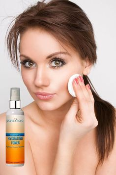 Amazon.com : Simple Skyn Best Vitamin C Hydrating Facial Toner Spray - Natural, Alcohol Free,