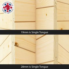 BillyOh Tianna Log Cabin Summerhouse with Side Store - Log Cabins - Garden Buildings Direct Corner Summer House, Summer House Garden, Summer Houses, Garden Buildings Direct, Garden Log Cabins, Summer House Interiors, Modern Log Cabins, Shed Makeover, Tongue And Groove Panelling