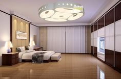 Contemporary Bedroom Ceiling Lighting Ideas Http Www Urbanhomez Suppliers