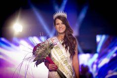 Julija Bizjak Crowned Miss World Slovenia 2014 - Beauty Pageant News Miss World 2014, Miss Universe 2014, Beauty Pageant, Slovenia, Hair Beauty, Crown, News, Fashion, Moda