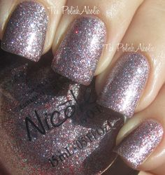 All Is Glam, All Is Bright (Nicole by OPI, Kardashian Kolor Holiday 2012 Collection)