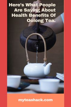 Tea is a wonderful drink. Not only is it a warm, delicious drink and it has a variety of health benefits. The health benefits of Oolong tea are basically doubled due to the combined qualities of green tea and black tea. It also presents a wide variety of flavors and colors.
