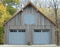 Did you remember to shut the garage door? Most smart garage door openers tell you if it's open or shut no matter where you are. A new garage door can boost your curb appeal and the value of your home. Modern Garage Doors, Best Garage Doors, Residential Garage Doors, Wood Garage Doors, Garage Shed, Barn Garage, Garage Storage, Garage Door Colors, Garage Door Styles