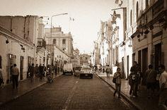 Streets of Arequipa, Arequipa, Peru  http://www.tysonwilliams.com/journal/2015/11/9/streets-of-arequipa-arequipa-peru